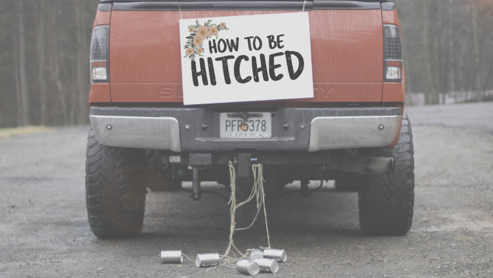 How to Be Hitched
