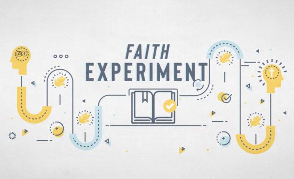 Faith Experiment